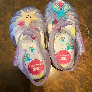 Other - Toddler zaxy sandals